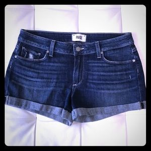 🌟PAIGE Jimmy Denim Shorts 27